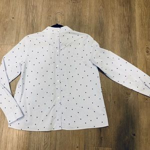 H&M Tops - H&M stretch cotton top with stars